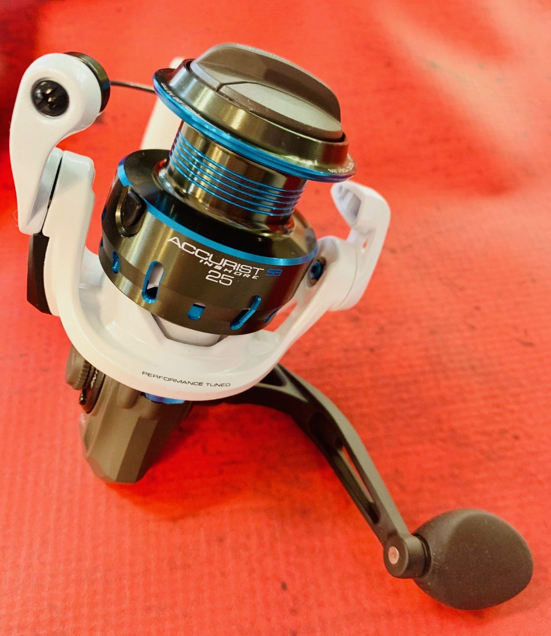 New Quantum Accurist Inshore Spinning Reel 30 taille 7BB 30 ATS sptbx 3